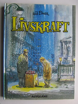 Will Eisner Livskraft