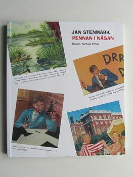 Jan Stenmark Pennan i näsan