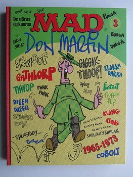 MAD De största tecknarna 3, Don Martin 1965-1973