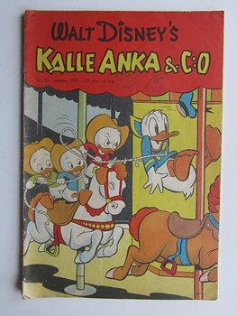 Kalle Anka 1951 10 Vg
