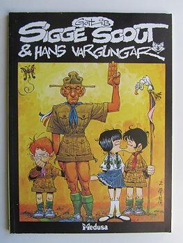 Gotlib Sigge Scout och hans lärjungar