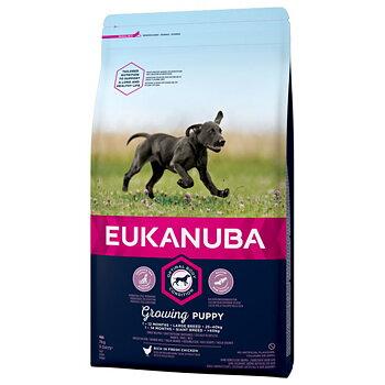 Eukanuba Growing Puppy Large  Breed 15 kg