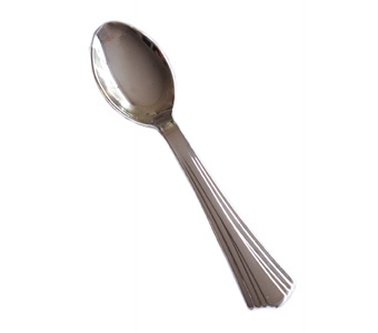 Cofffe/Dessertspoons. 25  pieces.