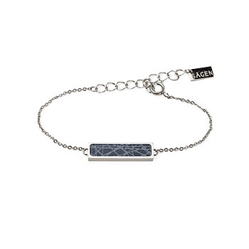 Virrvarr Rectangle Bracelet - Reversible bracelet