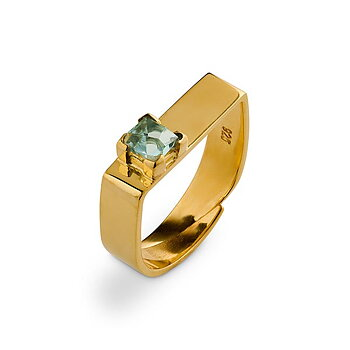 Prisma Aqua Golden Ring