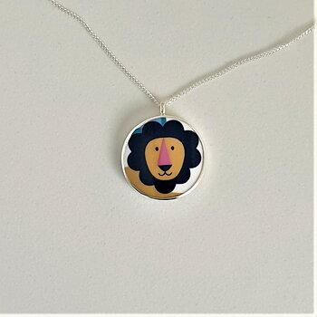 Lion Necklace Sample - Finns ett fåtal