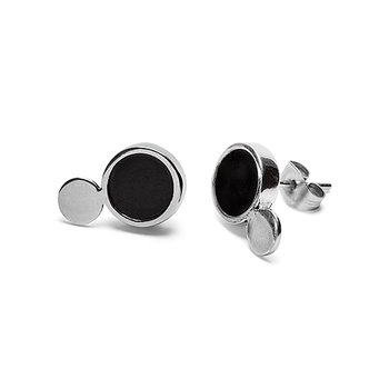 Luna Eclipse Petite Earrings