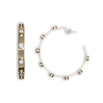 Modernista Large Hoops