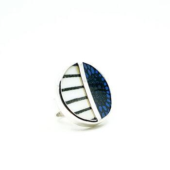 Blå Aster / Spisa Ribb 2. Sample Ring - Finns ett fåtal
