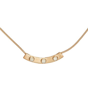 Modernista Golden Necklace