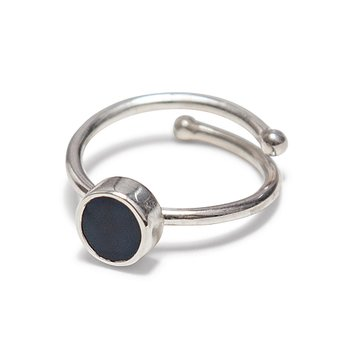 Swedish Grace Midnatt Ring - Now 30% off