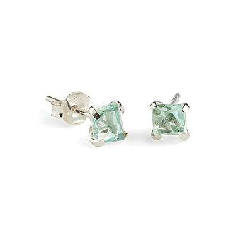 Prisma Aqua Earrings
