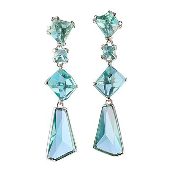 Prisma Aqua Gala Earrings