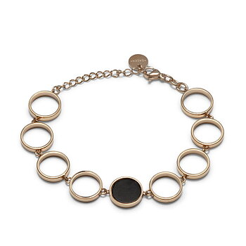 Luna Golden Bracelet - Favorite bracelet now also available in a golden finish!