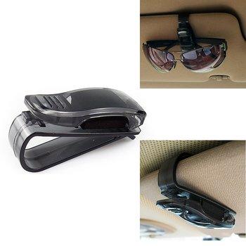 Glasögonklämma för  bilens solskydd