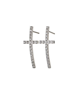 EDBLAD -Glory Earrings Steel