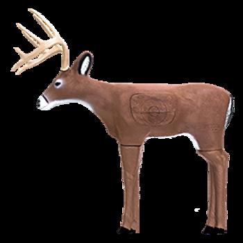 Delta McKenzie Target 3D RiverBottom Intruder Buck