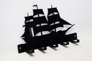 Ship Coat Hook 30x20 cm