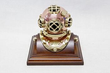 Diver helmet Mark V 11x11 cm