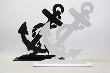 Anchor  Lacquered Steel