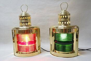 Lanternor Mässing 36x24 cm