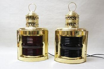 Lanterns Brass 36x24 cm
