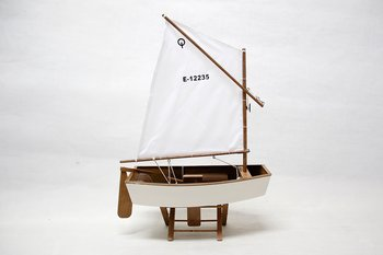 Optimist dinghy 30x45 cm