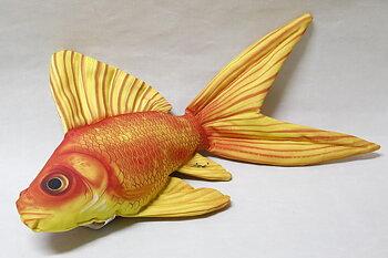 Guldfisk Kudde 50x30 cm