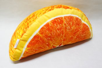 Apelsinklyfta  Kudde 38x18 cm