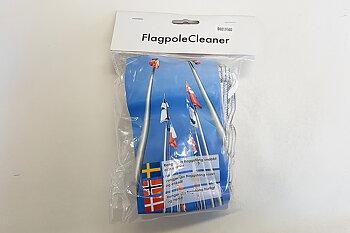 Flaggstångsrengörare - Flaggstångstvätt