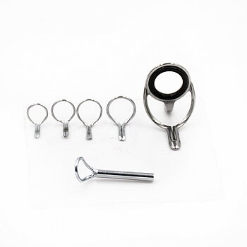 Pacific Bay Guide Kit Chrome Single foot