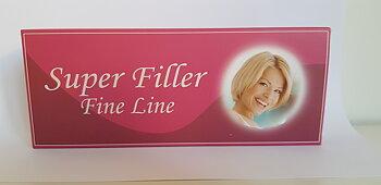 Super Filler Fine Line... lyx förpackning 1 ml