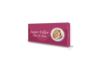 Super Filler Lips & Skin Derm 1 ml lyxförpackning