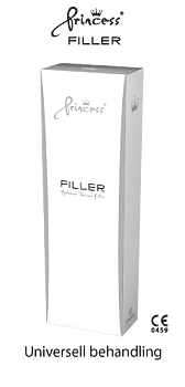 Köp Princess Fillers Hyaluronsyra 1.0 ml