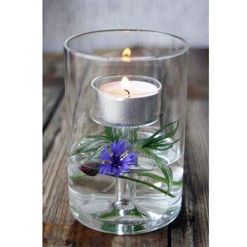 Glas för VÄRMELJUS & VAS Höjd 12 cm