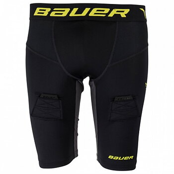 Bauer Premium compression Jock short Jr