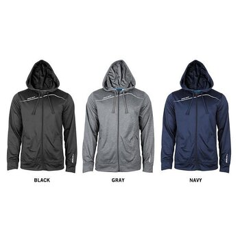 Bauer Premium Full Zip Hoodtröja Junior