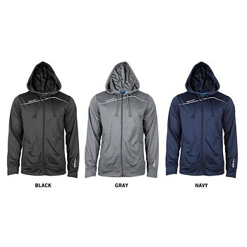 Bauer Premium Full Zip Youth Hoody