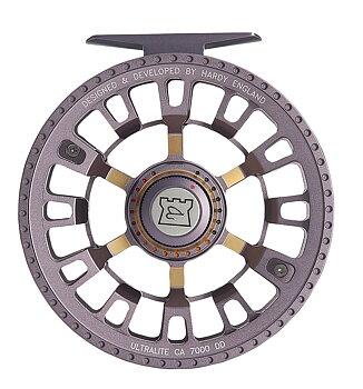 REA Hardy Ultralite CADD Titanium