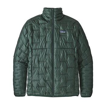 REA Patagonia Micro Puff Jacket Micro Green #M