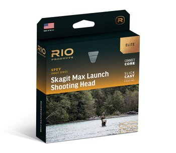 RIO Skagit Elite Max Launch SH