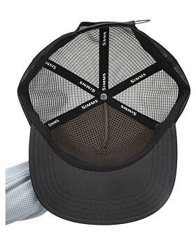 Simms Flyweight Mesh Cap Black