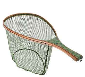 Vision Green Wood / Rubber Net