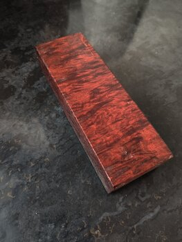 Röd Mallee vril