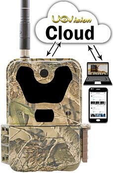 UOVision UM785-3,75G  Cloud - APP demo
