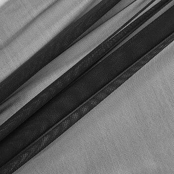 Elastic mesh CA210 Black