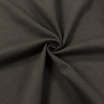 Organic cotton piqué Grey OE3222