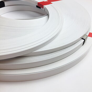Flat steel boning thin 6,5mm