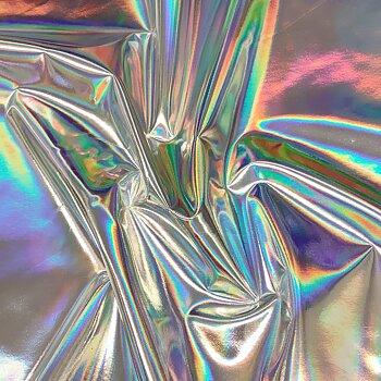 Lack silver hologram LA933