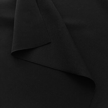 Microfiber / swimwear lining Monaco Black
